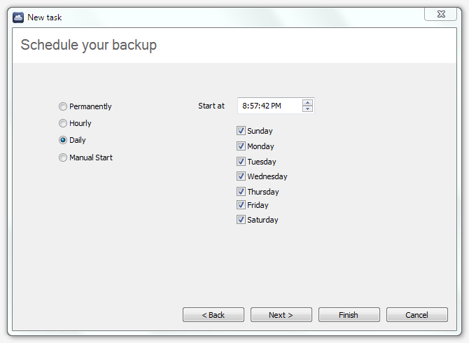 Sync and Backup Reinvented -