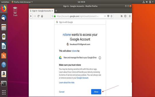 allow-access-rclone-ubuntu